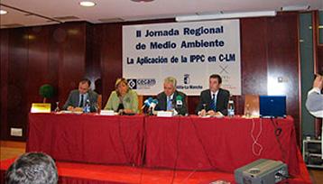 II Jornada Regional de Medio Ambiente