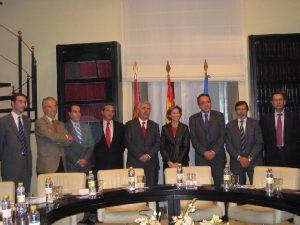 Lee más sobre el artículo CECAM aborda el trabajo del IV Centenario con la Consejería de Economía y Hacienda