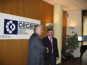Lee más sobre el artículo CECAM ofrece su colaboración al Consejo Económico y Social de Castilla-La Mancha en esta nueva etapa
