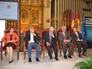 Lee más sobre el artículo Se firma el Pacto por el Desarrollo y la Competitividad en Castilla-La Mancha