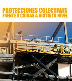 Protecciones Colectivas Frente a Caídas a Distinto Nivel