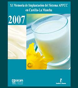 XI Memoria de Implantación del Sistema APPCC en Castilla-La Mancha
