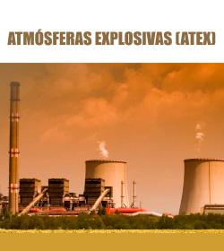 Atmósferas Explosivas (ATEX)