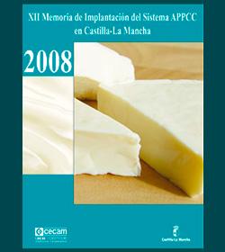 XII Memoria de Implantación del Sistema APPCC en Castilla-La Mancha