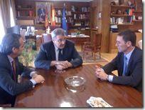 Lee más sobre el artículo El diálogo social y las infraestructuras centran la reunión con el Delegado del Gobierno en Castilla-La Mancha