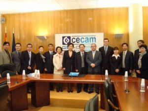 Lee más sobre el artículo CECAM firma un Acuerdo de Colaboración con empresarios chinos