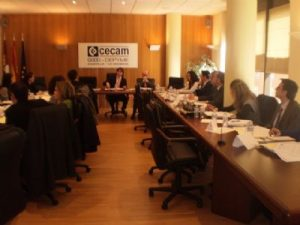 Lee más sobre el artículo CECAM elabora un nuevo procedimiento de trabajo en materia de formación y empleo