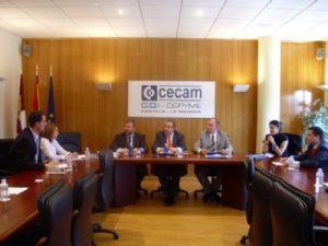 Lee más sobre el artículo CECAM presenta las actividades de comercio exterior para 2010
