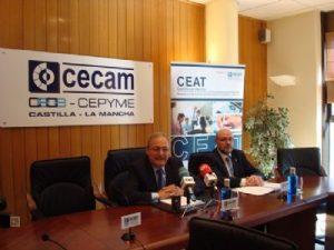 Lee más sobre el artículo CEAT-Castilla-La Mancha participará en el VI Congreso Empresarial que celebra CECAM