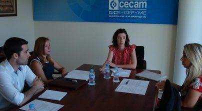 CECAM informará a las empresas acerca del Plan de Inspección Medioambiental de C-LM 2012-2018