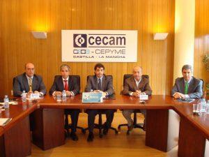 Lee más sobre el artículo José María Cabanes, nuevo Presidente de la Federación Regional de Empresas Constructoras de C-LM, FERECO