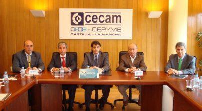 José María Cabanes, nuevo Presidente de la Federación Regional de Empresas Constructoras de C-LM, FERECO