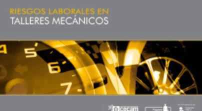 Riesgos Laborales en Talleres Mecánicos