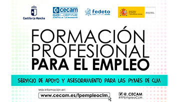 Charla informativa sobre Formación Profesional para el Empleo en Quintanar de la Orden (Toledo)