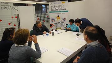 Taller informativo sobre Formación Profesional para el Empleo en Cuenca