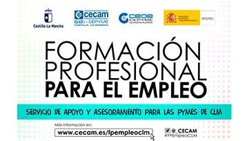 Charla informativa sobre Formación Profesional para el Empleo en el Casar (Guadalajara)