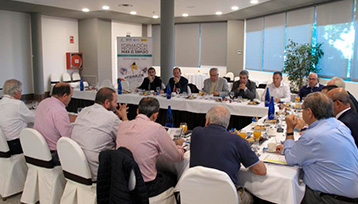 Encuentro Formación Profesional para el Empleo realizado en Guadalajara