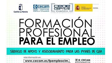 Charla informativa sobre Formación Profesional para el Empleo en Cuenca