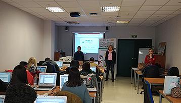 Encuentro informativo sobre Formación Profesional para el Empleo realizado en Ciudad Real