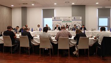 Encuentro informativo sobre Formación Profesional para el Empleo realizado en Guadalajara