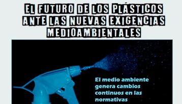 El futuro de los plásticos ante las nuevas exigencias ambientales