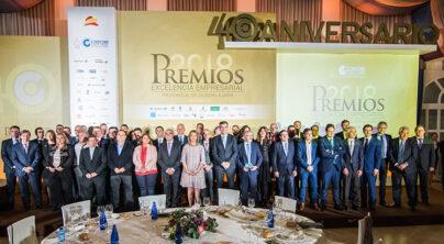 Las Organizaciones empresariales de C-LM celebran sus Galas anuales de entrega de Premios