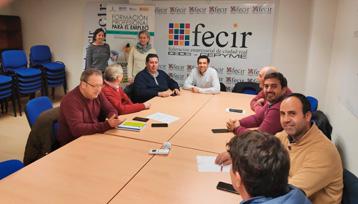 Charla informativa sobre Formación Profesional para el Empleo tratados en Ciudad Real