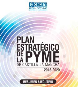 Plan Estratégico de la Pyme de Castilla-La Mancha 2016-2020