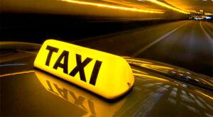 El taxi se une a una campaña de violencia de género