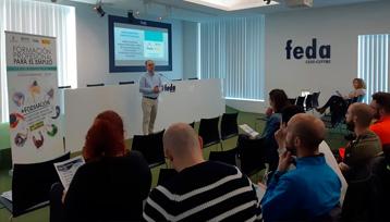 Encuentro informativo sobre Formación Profesional para el Empleo realizado en Albacete