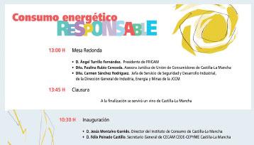 Jornada de consumo energético responsable