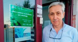 """Ángel López, presidente de CEAT CLM: """"Con el sello Empresa Responsable los autónomos transmitimos la confianza que se necesita en estos momentos"""""""