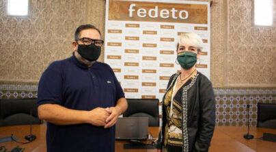 La Federación Regional de Peluquerías transmite a la diputada nacional de Vox por Toledo la necesidad de que se rebaje el IVA en el sector