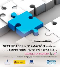 Estudio de Necesidades de Formación en relación con el Emprendimiento Empresarial