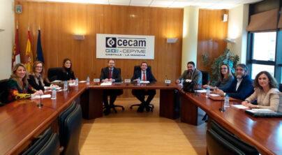 CECAM conmemora 25 años de compromiso con la seguridad y la salud laboral de las empresas de CLM