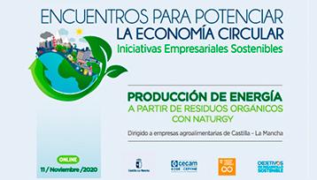 Encuentros para potenciar la Economía Circular: Valorización de Residuos Orgánicos