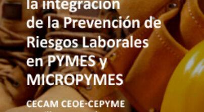 Guía para la integración de la Prevención de Riesgos Laborales en PYMES y MICROPYMES