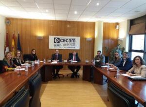 CECAM asesoró en 2019 a casi un millar de empresas de la región sobre PRL