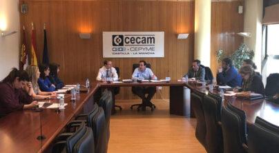 CECAM destaca el compromiso de los empresarios con la cultura preventiva en el Día mundial de la Seguridad y la Salud Laboral