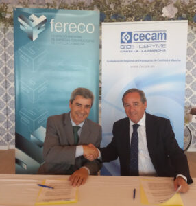 CECAM y FERECO elaboran una Guía de buenas prácticas para una construcción sostenible en C-LM
