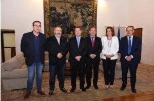 CECAM suscribe el Pacto por el Crecimiento y la Convergencia Económica de C-LM 2019-2023
