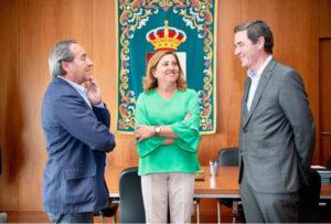 CECAM se reúne con el Gobierno regional para fomentar la formación profesional en nuestra región