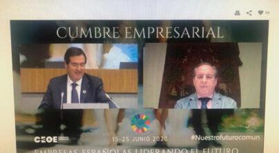 CECAM destaca la necesidad de regular el teletrabajo acorde a las necesidades empresariales