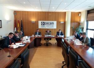 El Comité Ejecutivo de CECAM analiza el descenso del índice total de siniestralidad laboral en la región