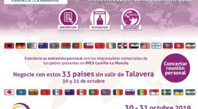 CECAM colabora en la Feria de Impulso Exterior (IMEX)