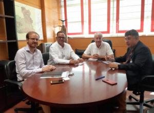 FRICAM solicita al nuevo Director General de Transición Energética un impulso de la seguridad industrial en nuestra región