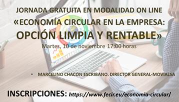 Jornada Economía Circular en la Empresa