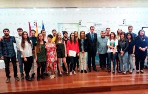 47 jóvenes de la región finalizan con éxito sus prácticas laborales en Europa