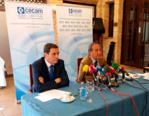 CECAM señala que Castilla-La Mancha necesita 10.000 empresas más y pide que se bajen los impuestos
