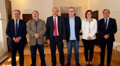 CECAM vela por el cumplimiento del Pacto por la Recuperación Económica de Castilla-La Mancha 2015-2020